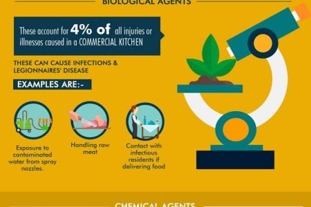 Infographic – Deadly Kitchen Cleaning & Maintenance