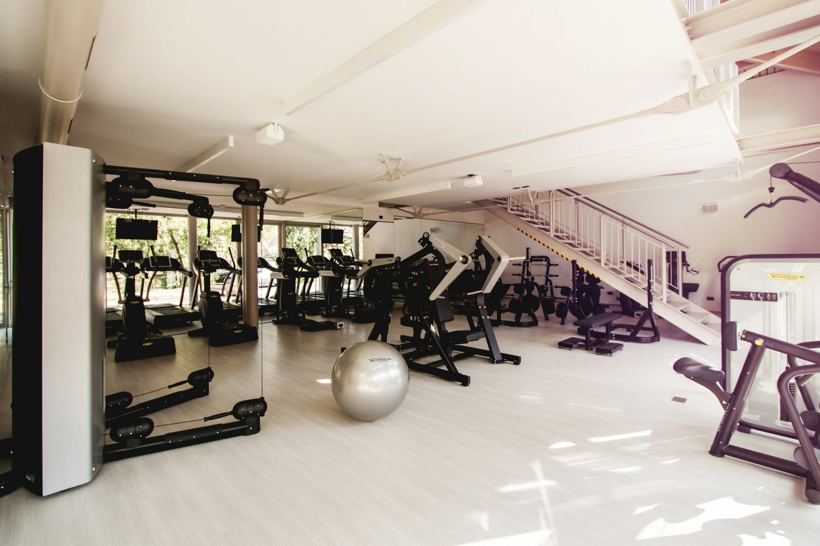 Gym Cleaning London